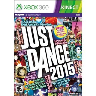 Xbox 360 - Just Dance 2015