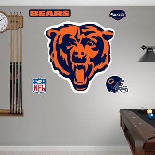 Fathead Chicago Bears Logo Wall Decal