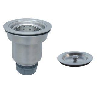 Wells Sinkware S9900 Stainless Steel Basket Strainer