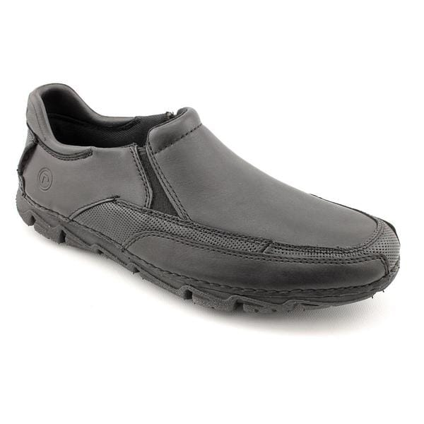 rockport s rocsports lite slip on leather casual