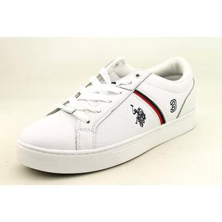 US Polo Assn Men's 'Barcelona' Synthetic Athletic Shoe (Size 9 )