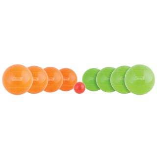 Coleman Resin Bocce Ball Game