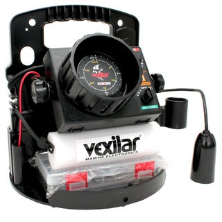 Vexilar FL-8SE Standard ProPack II and 19-degree Ice-Ducer