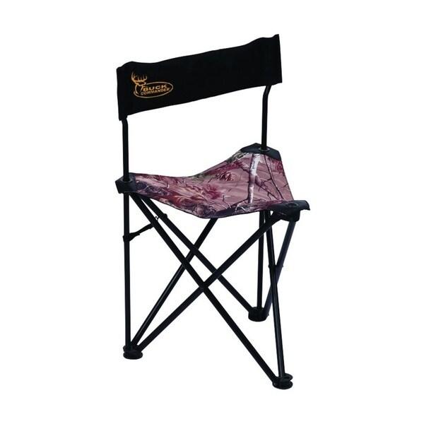 Ameristep Buck Commander Blind Chair Realtree Xtra Free