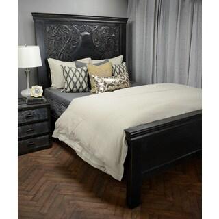 Kosas Home Dark Morton Bed