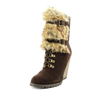 Carlos Santana Women's 'Fabulous' Leather Boots