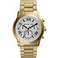 Michael Kors Women's MK5916 Cooper Goldtone Tone Chronograph Watch