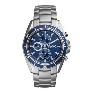 Michael Kors Men's MK8354 Chronograph Lansing Stainless Steel Bracelet Watch