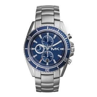 Michael Kors Men's MK8354 Chronograph Lansing Stainless Steel Bracelet Watch|https://ak1.ostkcdn.com/images/products/9188953/P16362518.jpg?impolicy=medium