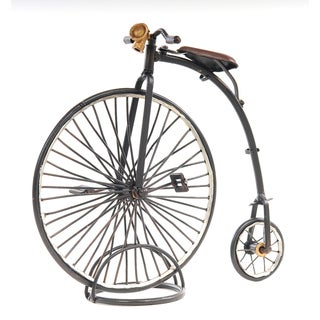 1870 The Penny Farthing High Wheeler Model Bicycle