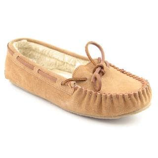 Minnetonka Women's 'Kayla' Regular Suede Casual Shoes