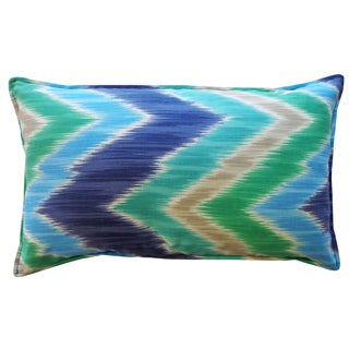 Pulse Sky Throw Pillow