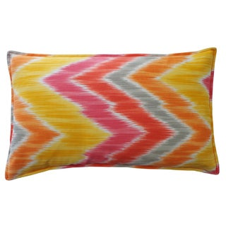Pulse Melon Throw Pillow