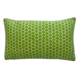 Splotch Green Pillow