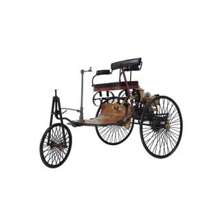 1886 Yellow/ Black Benz Model Car