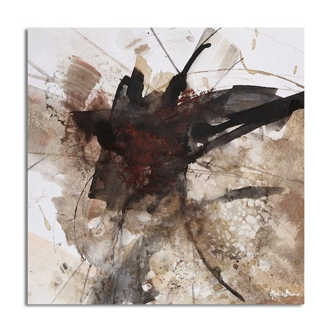 Ready2HangArt 'Bueno Exchange XLIV' Abstract Canvas Art