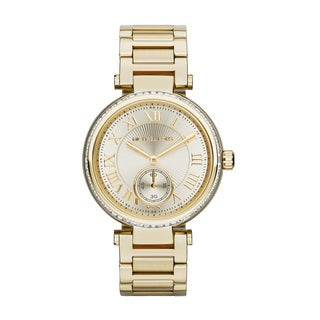 Michael Kors Women's MK5867 Skylar Goldtone Watch