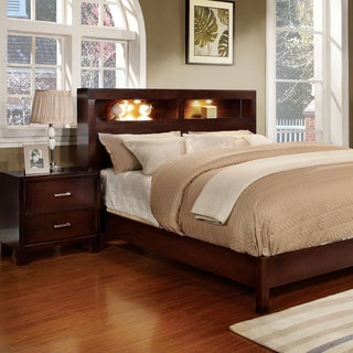 Porch & Den Taft Modern 2-piece Platform Bed w/ Nightstand