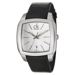 Calvin Klein Men's 'Recess' Stainless Steel Swiss Quartz Watch
