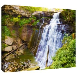 Cody York 'Brandywine Falls 2' Gallery-wrapped Canvas