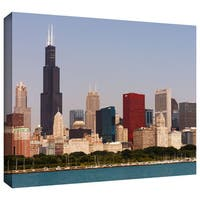 Cody York 'Chicago' Gallery-wrapped Canvas