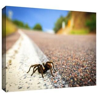 Cody York 'Tarantula' Gallery-wrapped Canvas