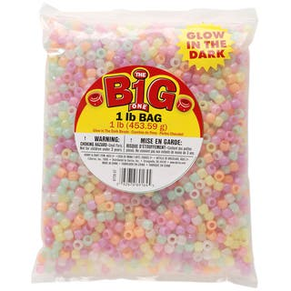 Glow In The Dark Pony Beads 9mm 1lb Bag-Assorted Glow|https://ak1.ostkcdn.com/images/products/9189778/P16363307.jpg?impolicy=medium