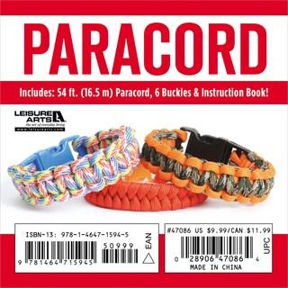 Paracord Bracelet Kit W/Book