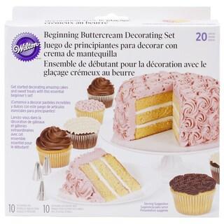 Cake Decorating Set 20pc