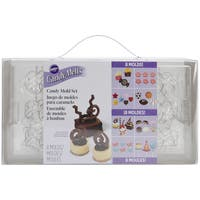 Candy Mold Party Pack-Makes 8