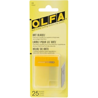 Art Knife Replacement Blades 25/Pkg
