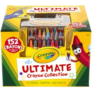 Crayola Ultimate Crayon Collection W/Sharpener And Caddy-152pc|https://ak1.ostkcdn.com/images/products/9190048/P16363559.jpg?impolicy=medium