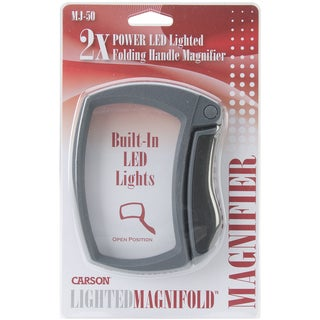 Lighted Magnifold Magnifier
