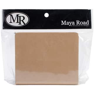 Maya Road Chipboard Binder 4inX5in-(6) 3inX4.5in Pages|https://ak1.ostkcdn.com/images/products/9190685/P16364102.jpg?impolicy=medium