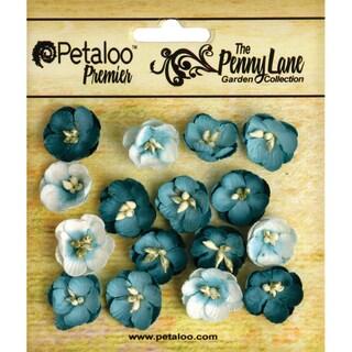 Penny Lane Forget Me Nots 16/Pkg-Teal