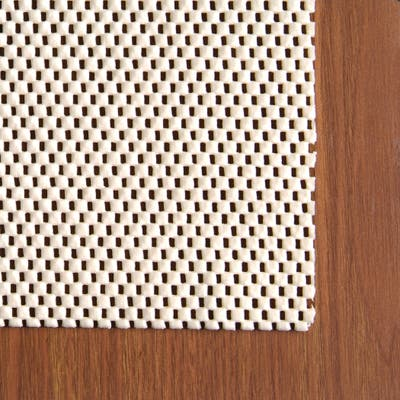 """Con-Tact Brand Eco-Grip Non-slip Rug Pad 90-inch Round - Natural - 7'6"""" Round"""