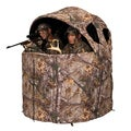 Ameristep Deluxe 2-Person Tent Chair Blind-Realtree Xtra