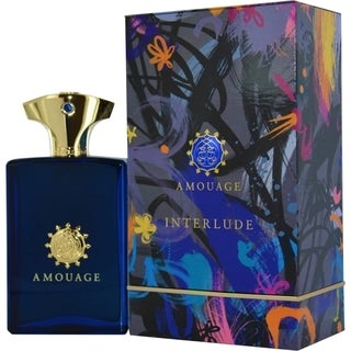 Amouage Interlude Men's 3.4-ounce Eau de Parfum Spray