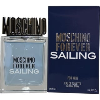 Moschino Forever Sailing Men's 3.4-ounce Eau de Toilette Spray