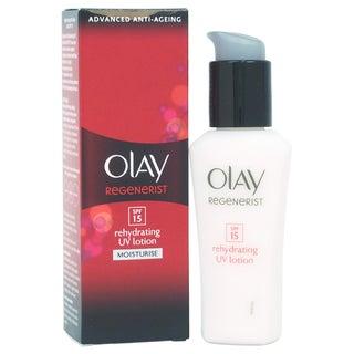 Olay Regenerist Rehydrating UV Lotion SPF 15 Women's 2.5-ounce Moisturizer