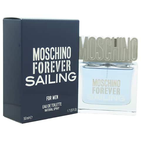 Moschino Forever Sailing Men's 1.7-ounce Eau de Toilette Spray