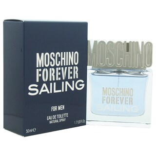 Moschino Forever Sailing Men's 1.7-ounce Eau de Toilette Spray