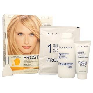 Clairol Nice 'n Easy Frost/Tip Original Light Blonde to Dark Brown Hair Color