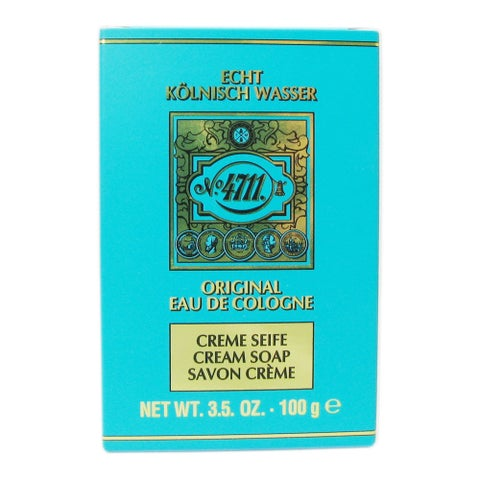 Muelhens 4711 3.5-ounce Cream Soap