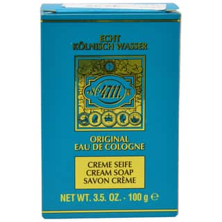 Muelhens 4711 3.5-ounce Cream Soap|https://ak1.ostkcdn.com/images/products/9191447/P16364756.jpg?impolicy=medium