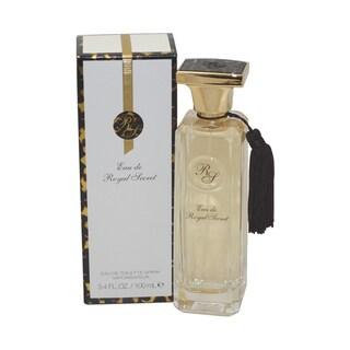 Five Star Fragrance Eau De Royal Secret Women's 3.4-ounce Eau de Toilette Spray