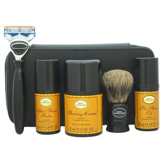 The Art of Shaving Men's 7-piece Travel Kit