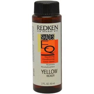 Redken Shades EQ Color Gloss Yellow Kicker 2-ounce Hair Color