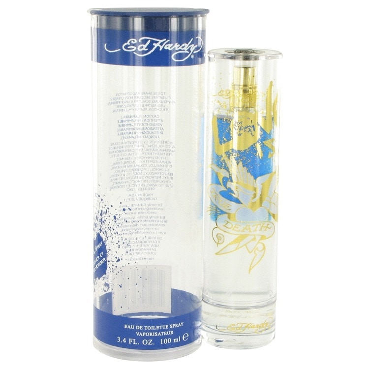 Christian Audigier Ed Hardy Love Is Men's 3.4-ounce Eau d...