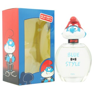 First American Brands The Smurfs Blue Style PapaKid's 3.4-ounce Eau de Toilette Spray